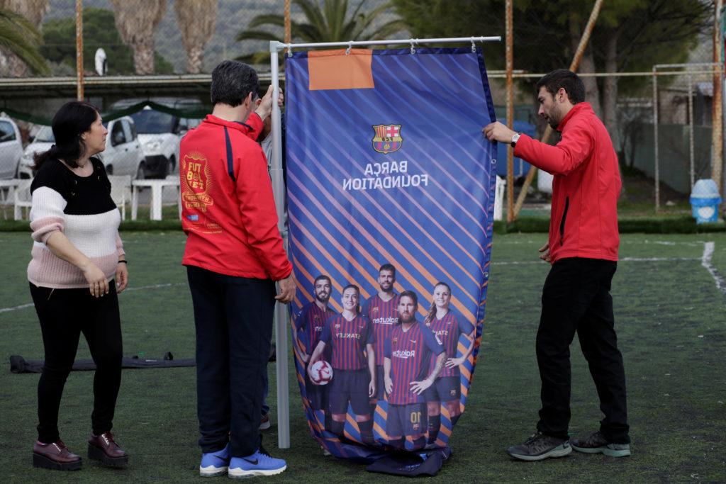Fundación Barcelona Soy Positivo