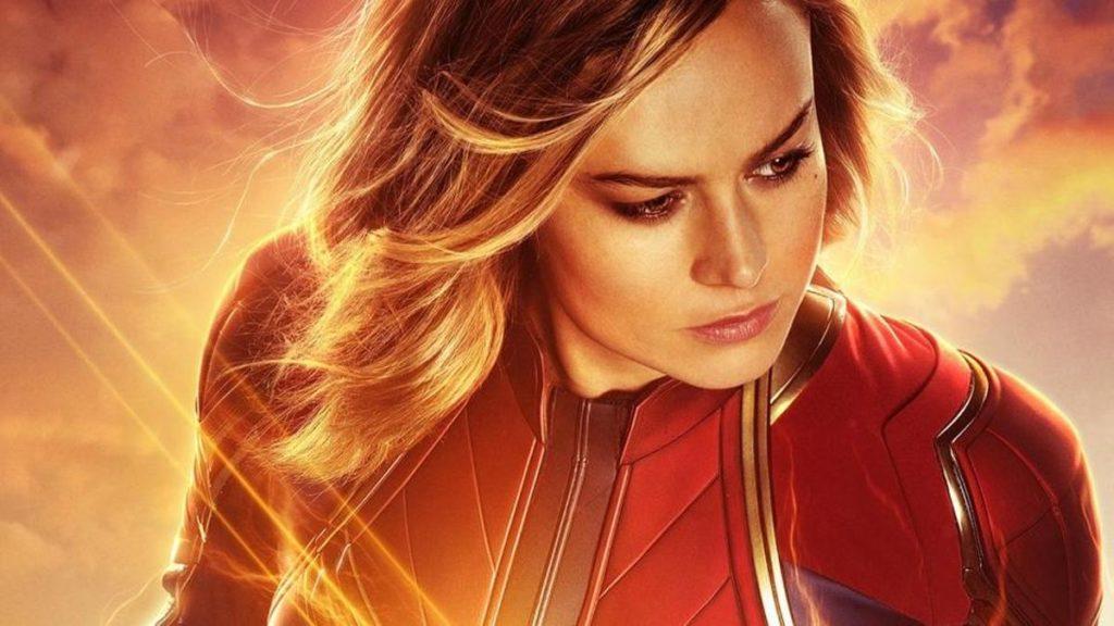 Capitán Marvel conquista las pantallas por segunda semana.