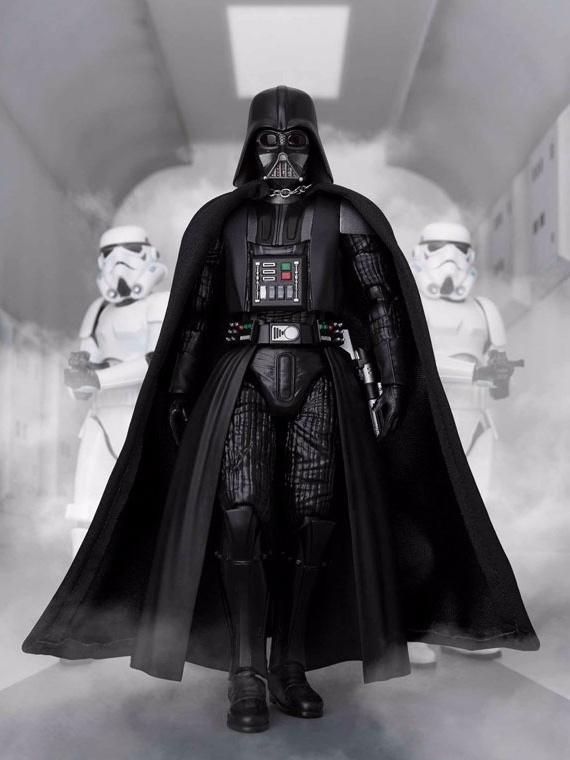 Disfraz de Darth Vader se subasta