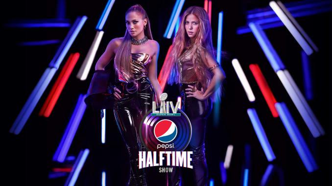 Jennifer Lopez y Shakira estarán juntas en el entretiempo del Super Bowl 2020