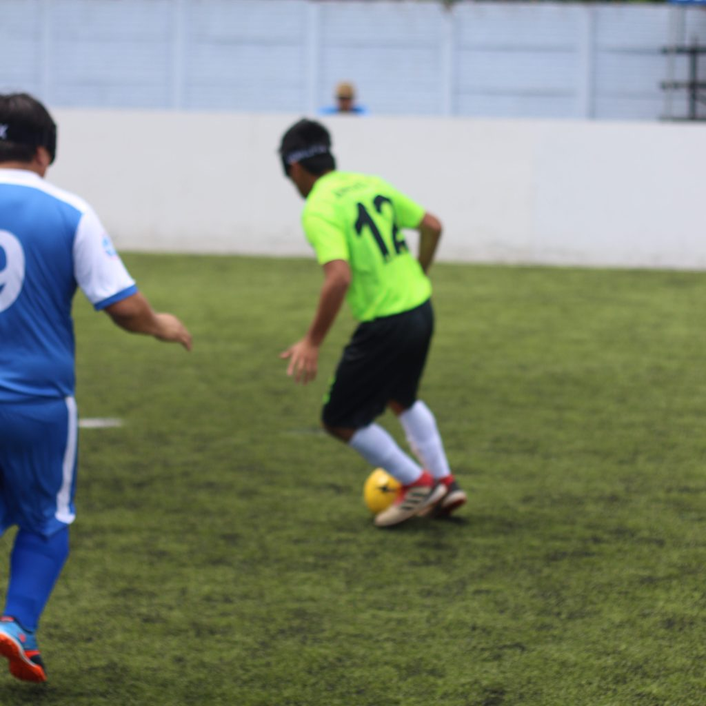 Campeonato de fútbol sala