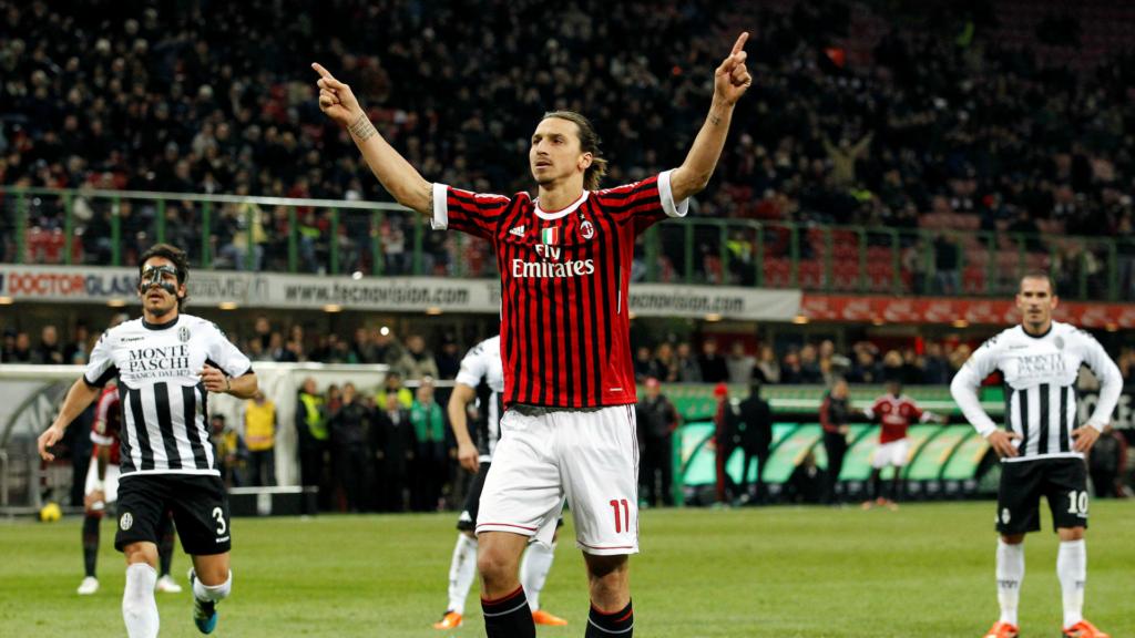 El Milan hace oficial el regreso Ibrahimovic