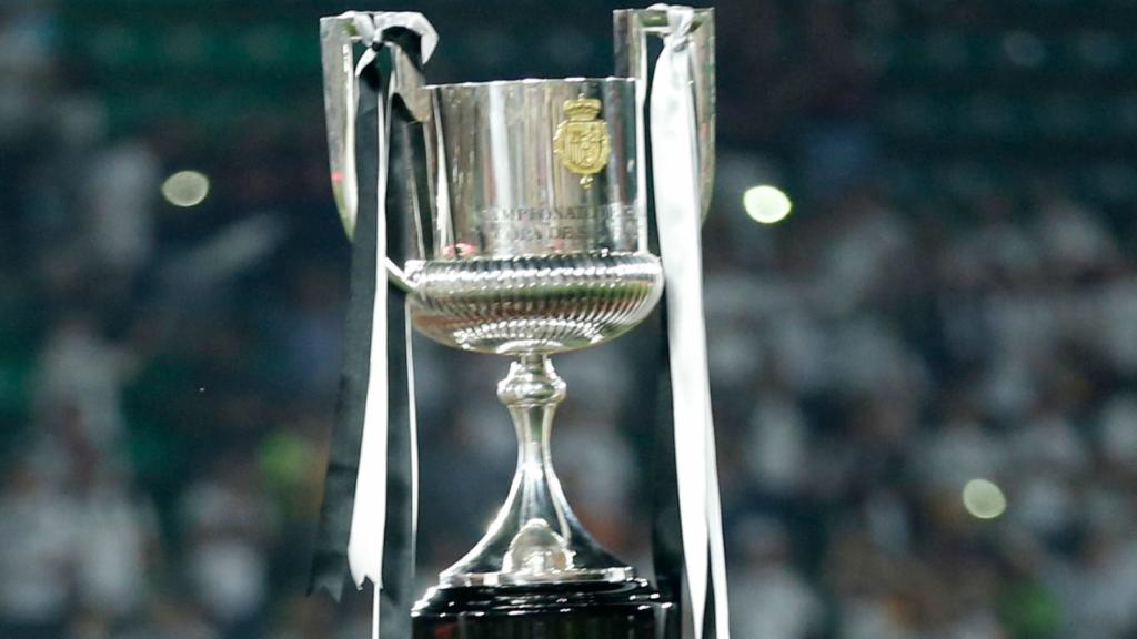 Sorteo de los dieciseisavos de final de la Copa del Rey.