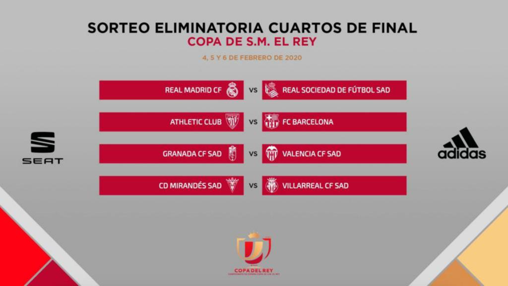 La Copa Del Rey Continua Con Grandes Juegos Soy Positivo
