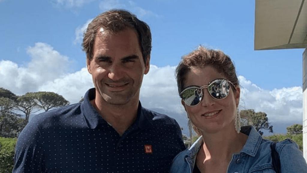 Federer apoya a familias vulnerables