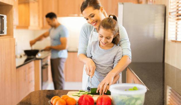 Refuerza tus defensas con una buena nutrición