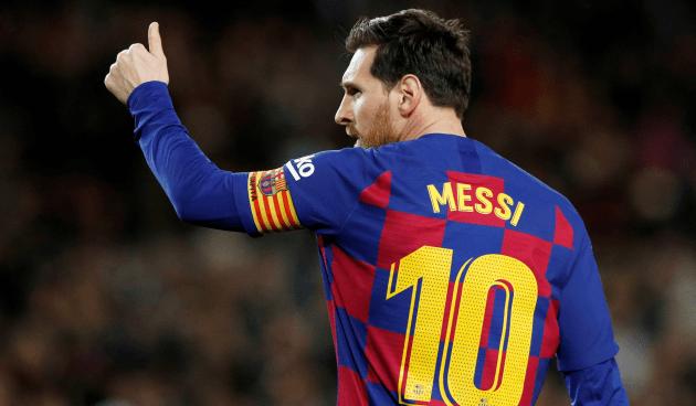 Messi ayuda a hospitales de Argentina y Barcelona
