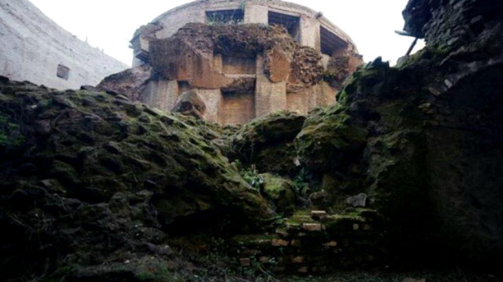 Mausoleo del primer emperador de Roma es restaurado