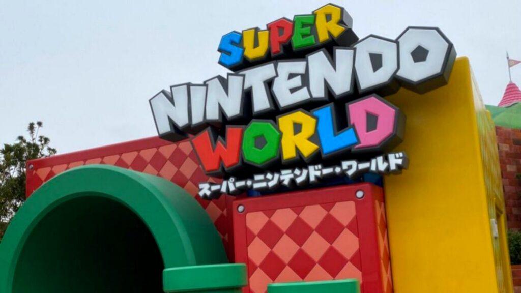 Super Nintendo World te invita a dar un tour por el parque
