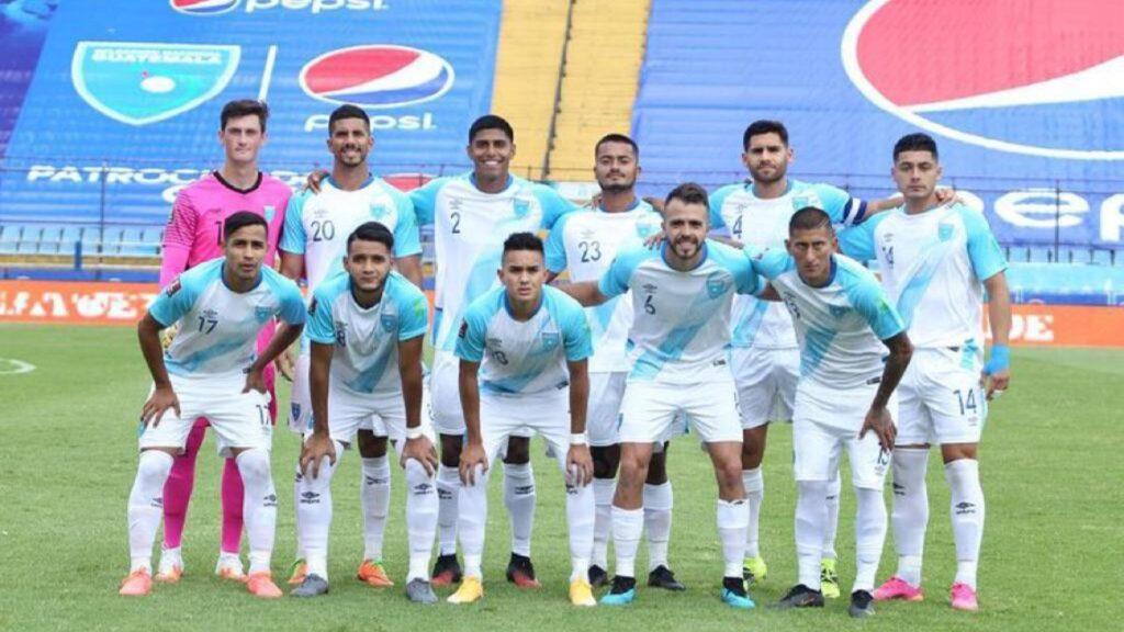 La Selección de Guatemala consigue una marca mundial