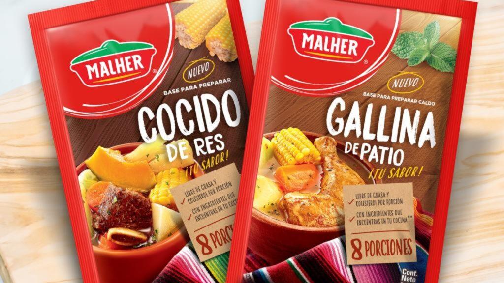 """MALHER traer el sabor de Guatemala con """"CALDOS DE AQUÍ"""""""