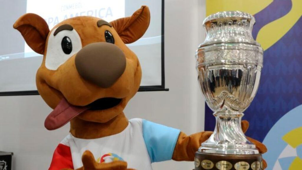 """Pibe"" te invita a disfrutar de la Copa América 2021"