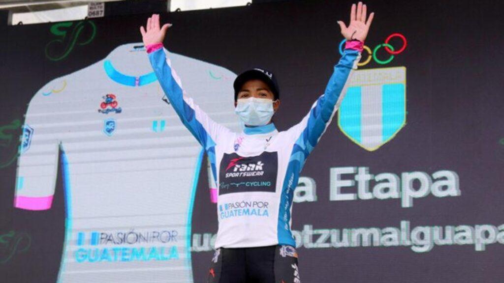 Inicia la 20 edición de la Vuelta a Guatemala 2.2