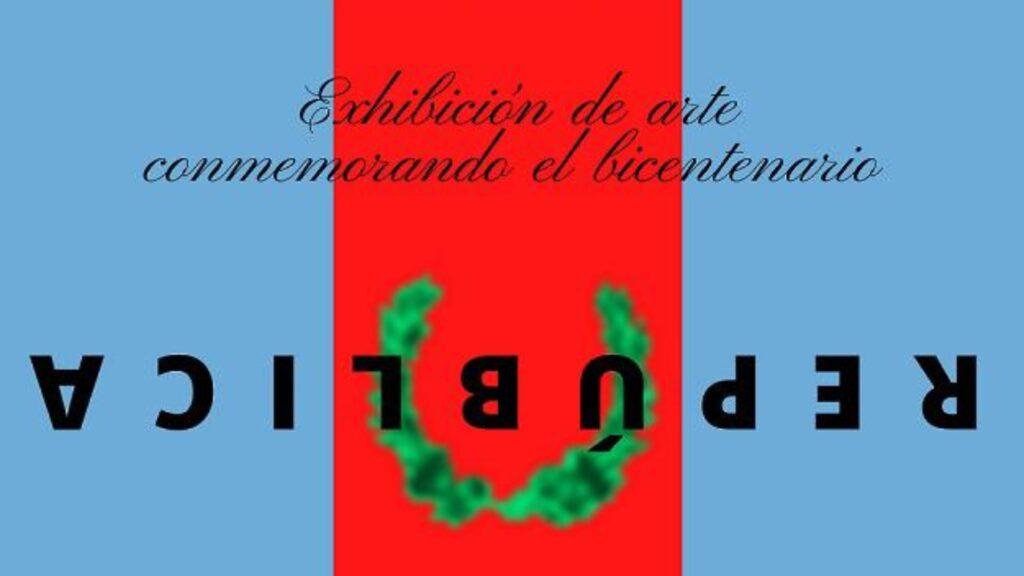 """Exposición """"República"""" punto de partida de la independencia nacional"""