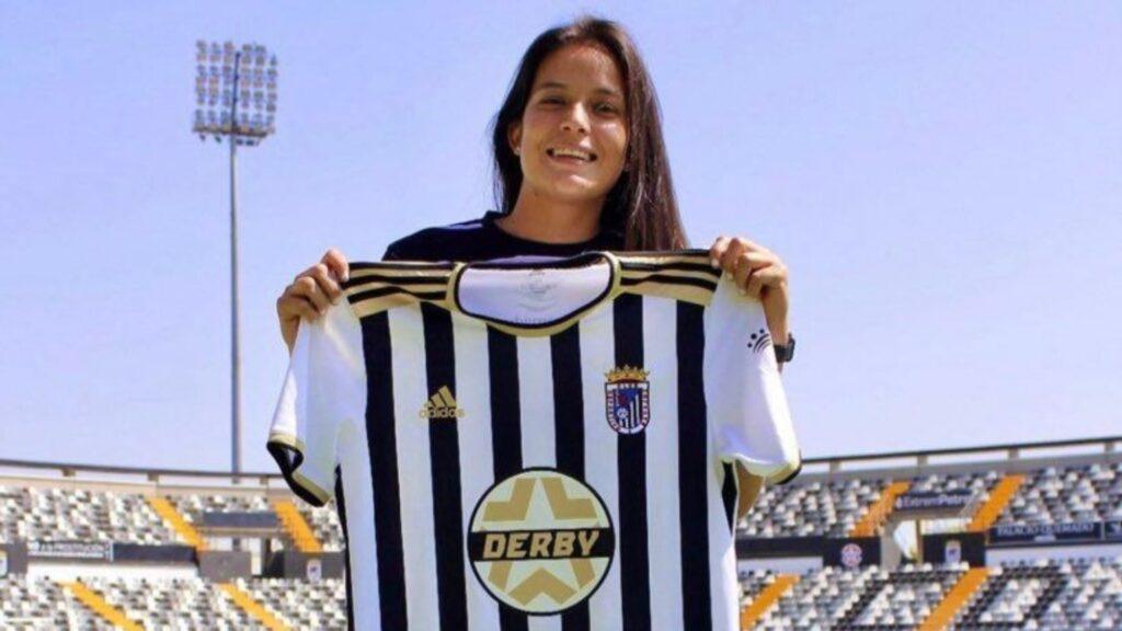 María Amanda Monterroso tiene nuevo equipo en España
