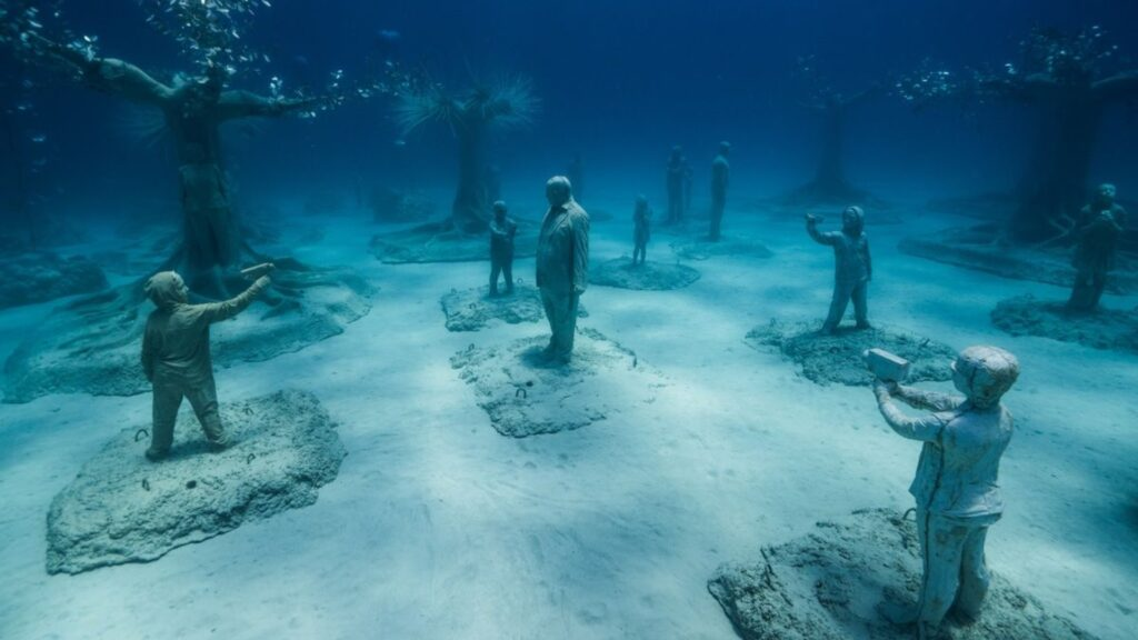 Primer museo submarino del Mediterráneo en Chipre