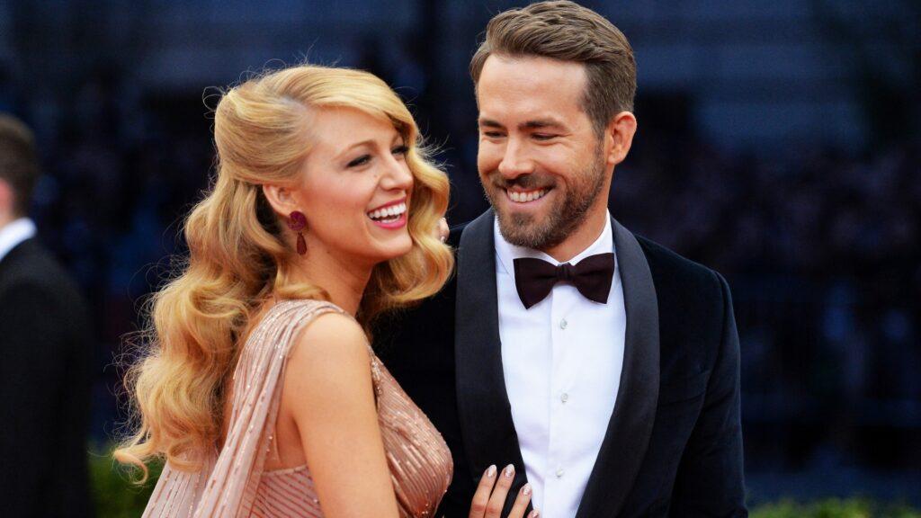 Ryan Reynolds y Blake Lively realizan donación para ayudar a Haití