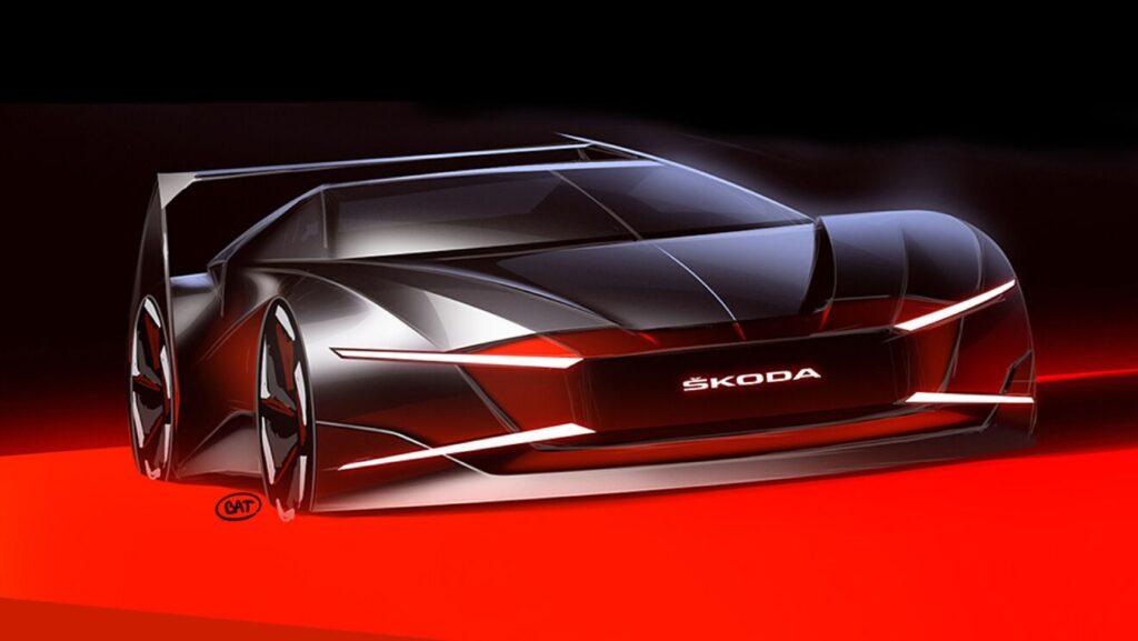 Skoda 110 Super Sport Ferat del siglo XXI