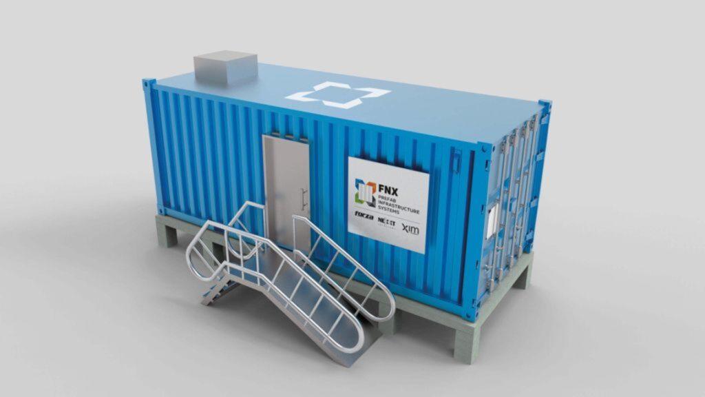 FNX la nueva alianza de Forza, Nexxt Solutions y XIM para Data Centers