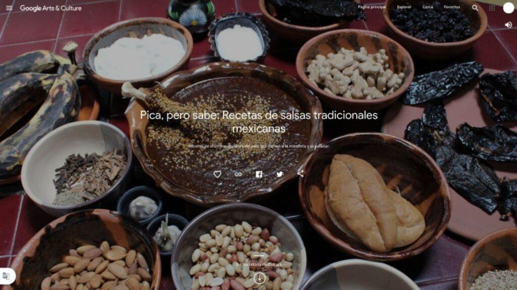 Sabores de México, en busca del ingrediente secreto