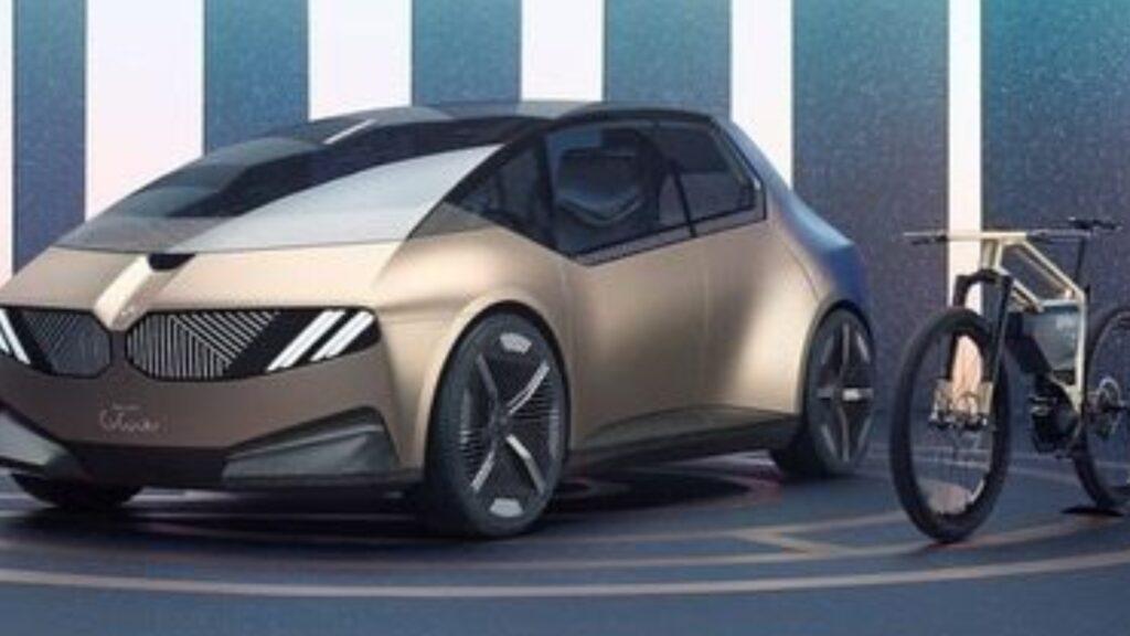 i Vision Circular el auto 100% reciclable de BMW