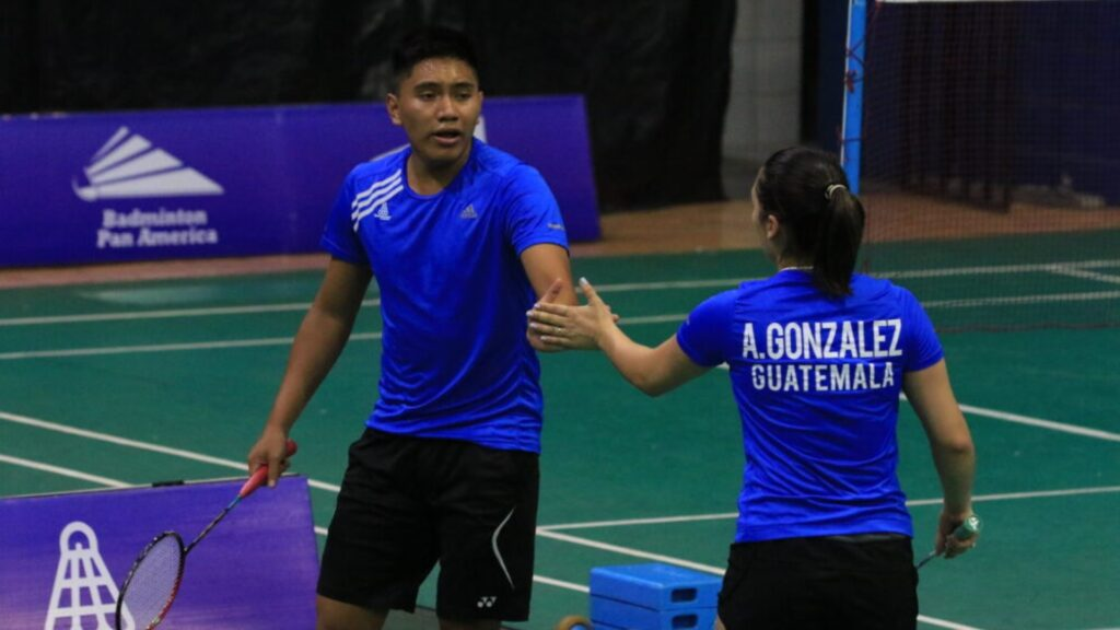 Guatemala gana 10 medallas en evento internacional juvenil de bádminton