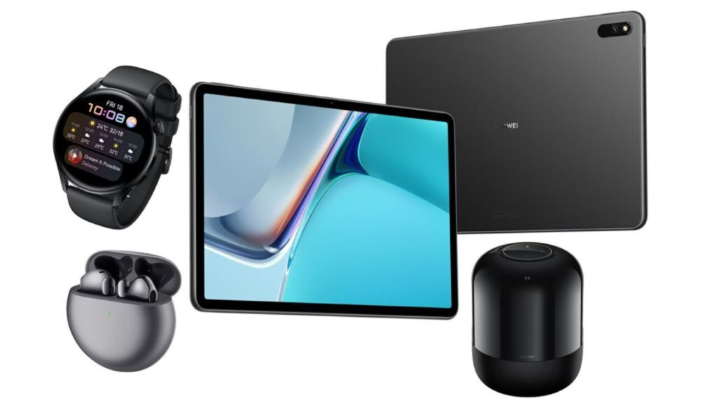 Huawei continúa sorprendiendo a los guatemaltecos con sus productos
