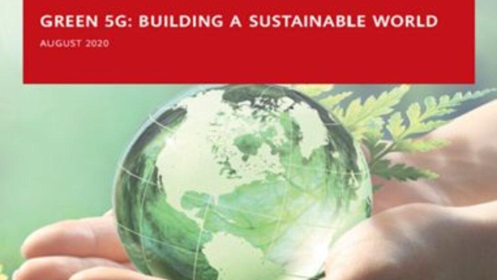 Huawei presenta manual Green para impulsar la eficiencia energética