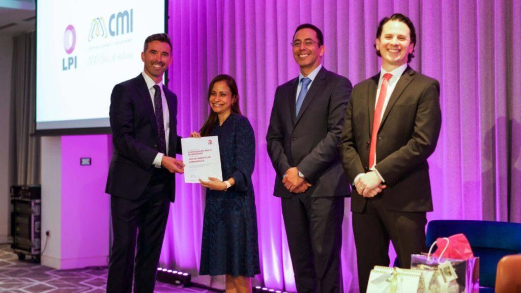 UCMI ES es premiada por su excelencia y desarrollo educativo