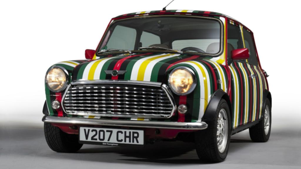 MINI ART CARS, arte pop en movimiento