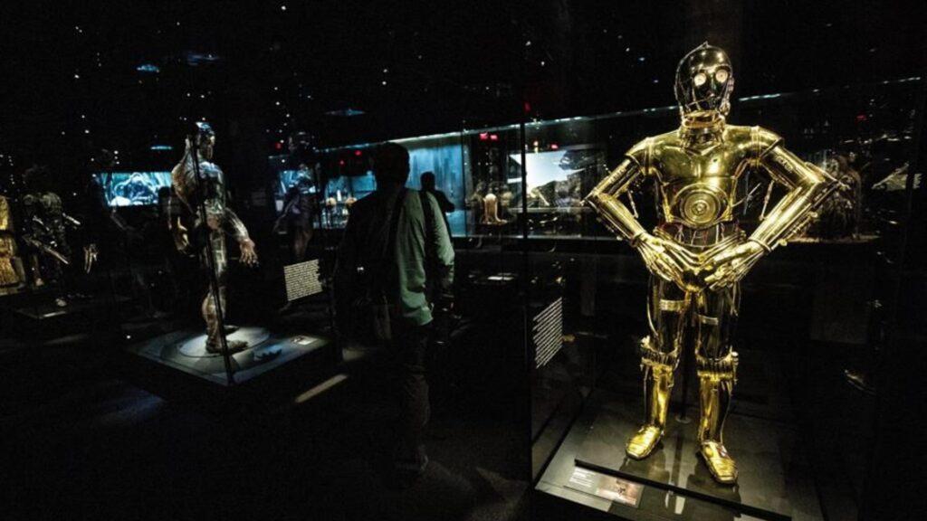 Hollywood inaugura museo del cine con una colección incomparable