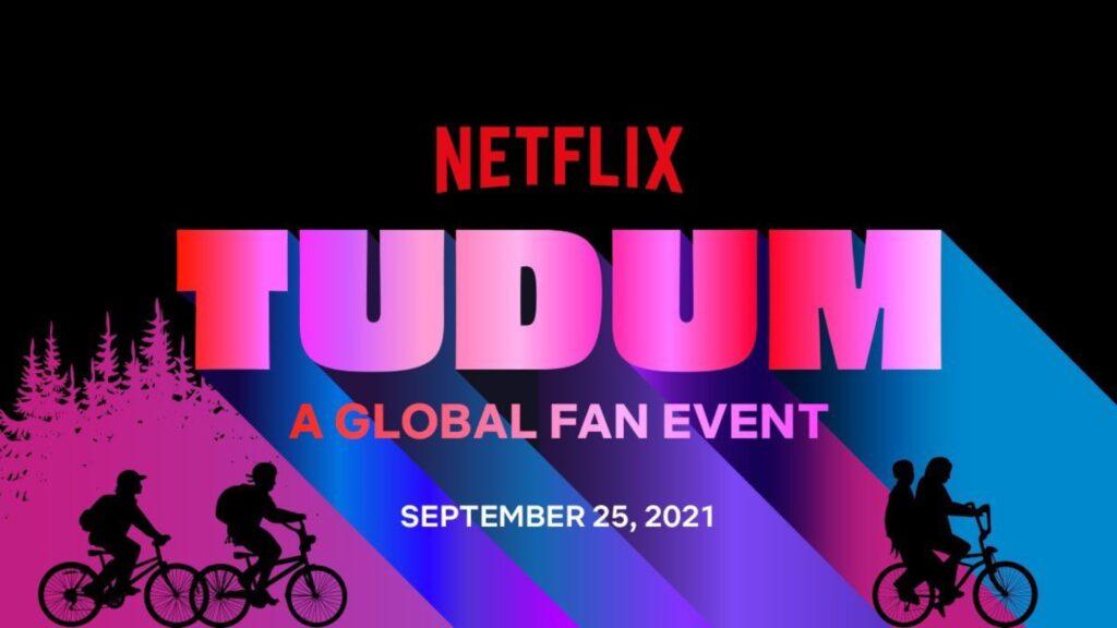TUDUM el evento global virtual para fans de NETFLIX