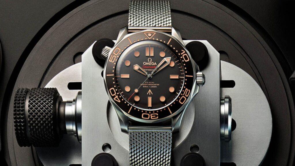 Omega Seamaster 007 Edition, el reloj de Daniel Craig