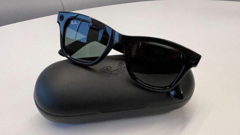 Facebook y Ray-Ban se unen para un nuevo modelo de gafas