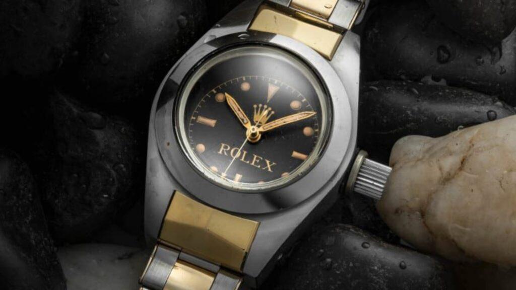 Phillips subastará un Rolex 'Deep Sea Special' 10908M de 1965
