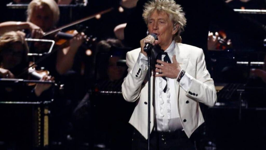 Rod Stewart lanza su nuevo álbum 'The Tears of Hercules'