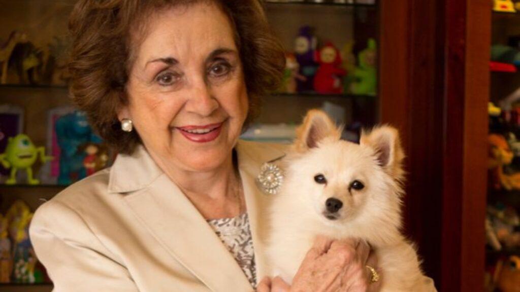 Gracias Doña Yoly por dejar un legado lleno de grandes cualidades
